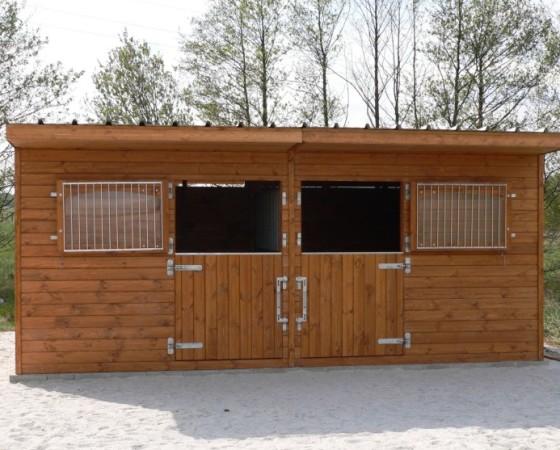 Box Cavallo – 2 posti