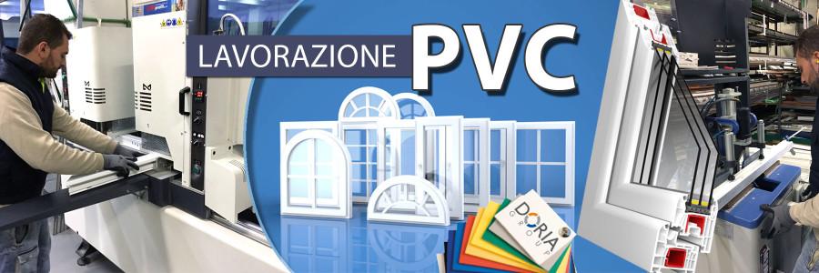Nuove soluzioni in PVC